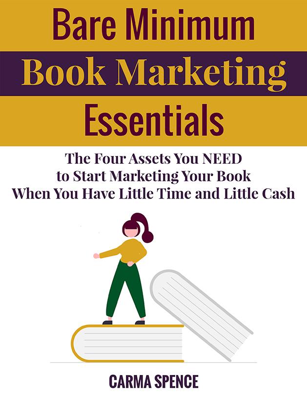 Bare Minimum Book Marketing Essentials