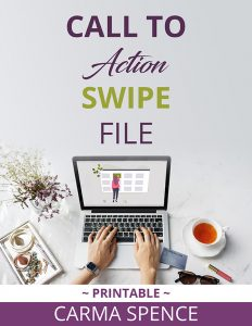 Call to Action Swipe File