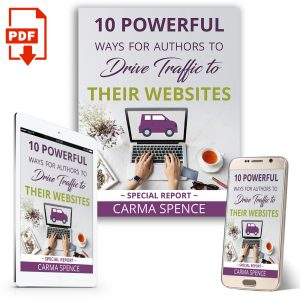 10 Powerful Ways for Authors to Drive Traffic to Their Website