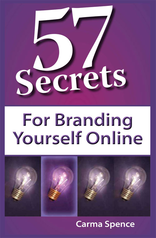 57 Secrets for Branding Yourself Online