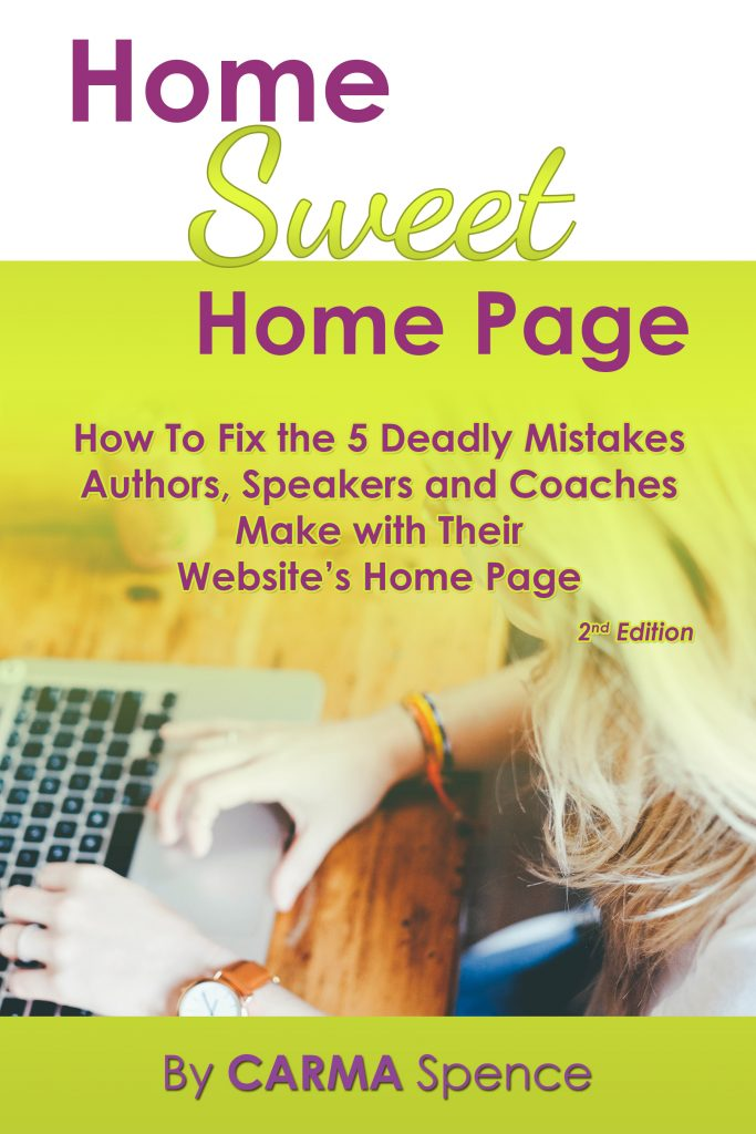 Home Sweet Home Page, 2nd Edition, Cover Concept 1