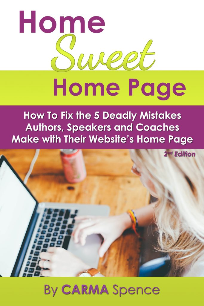 Home Sweet Home Page, 2nd Edition, Cover Concept 2