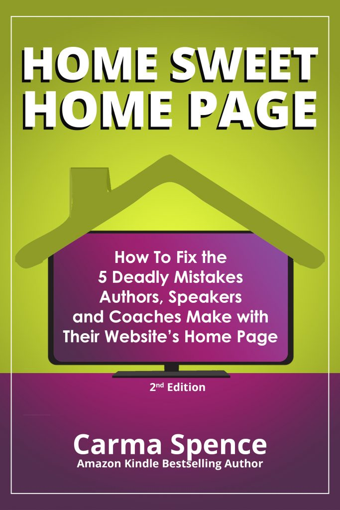 Home Sweet Home Page, 2nd Edition, Cover Concept 3