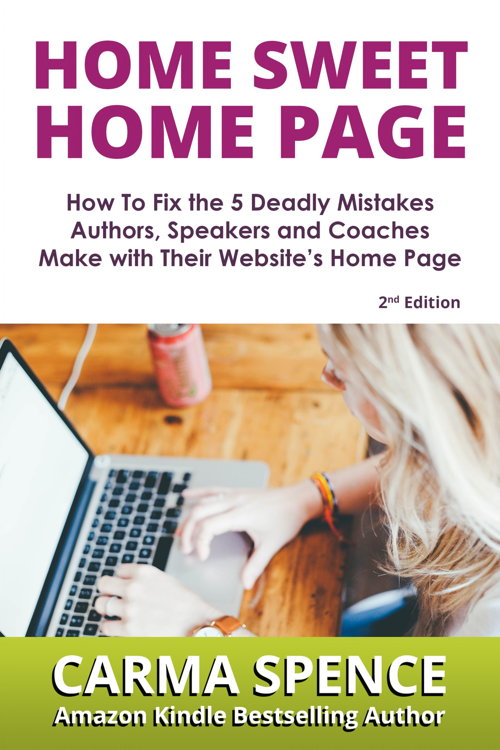 Home Sweet Home Page, 2nd Edition, Cover Concept 6